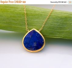 Hey, I found this really awesome Etsy listing at https://www.etsy.com/listing/70612281/sale-lapis-necklace-bezel-gemstone
