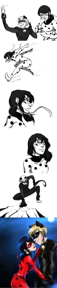 Some Ladybug sketches by MegS-ILS on DeviantArt