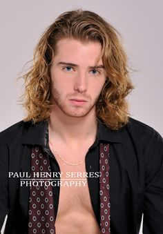 Long haired male model, Book cover photographer, Romance novel photographer, Hot male model