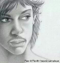 Prince artwork .