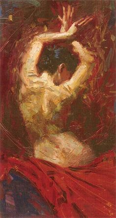 an artist I fell in love with after roaming the streets of St. Augustine,FL Art by Henry Asencio.  Just beautiful!