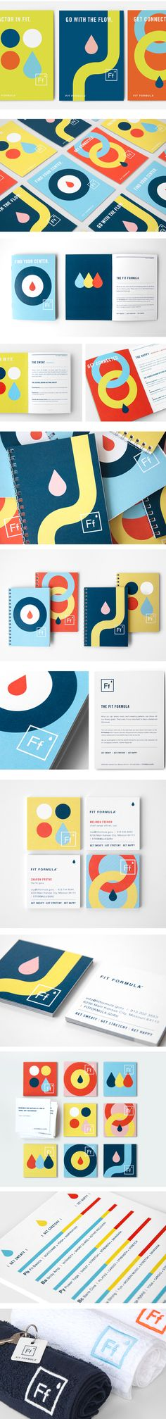 Fit Formula | Branding, Copywriting, Design, Illustration, Interior Integration, Marketing Materials, Name | Design Ranch