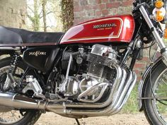 1976 CB750 F1 | HONDA CB750 FORE 1969-1974 | Pinterest | F1, Honda ...