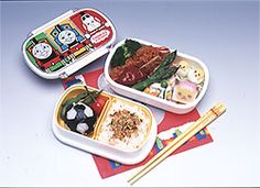 Bento Gallery - Japanese Box Lunches - Virtual Culture - Kids Web Japan - Web Japan
