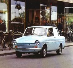 DAF 33 Volvo, Microcar, Driving School, Old Models, Small Cars, Old Cars, Exotic Cars, Vintage Cars, Classic Cars