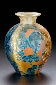 About Crystalline Pottery