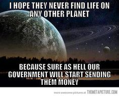 If we ever find life in another planet…