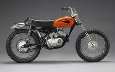 Steve McQueen's 1970 Kawasaki G31 Von Dutch. Ringadindoo!
