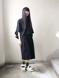 KINAネックレス「BUBBLES BUBBLES チョーカー」Styling looks