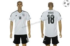 9ca517067 cheap adidas Germany National team Mario Gomez number 23 soccer jerseys home  white