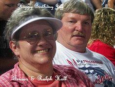 Teresa & Ralph Hall