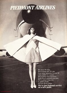 Piedmont Airlines....used to fly Piedmont a lot!