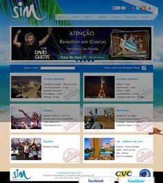 The website 'WWW.SIMLAZER.COM' courtesy of @Pinstamatic (http://pinstamatic.com)