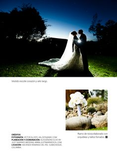 Great Sunset for the couple,... Hacienda outside Bogota.  Great weeding, Fiancee Mexico, September edition
