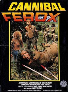 Cannibal Ferox (France)  a.k.a. MAKE THEM DIE SLOWLY