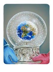 Snowland Tarot/The world