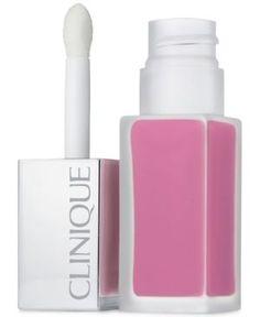 Clinique Pop Liquid Matte Lip Color + Primer - Petal Pop