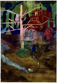 Brecht Evens - illustration