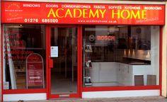 Window Glazing, Composite Door, Kitchens And Bedrooms, Conservatories, Surrey, French Doors, Showroom, Home Improvement, Kitchen Appliances