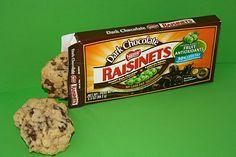 ... Raisinets to make some yummy Oatmeal Raisinet Cookies. Delicious! More
