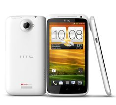 2012 - HTC One X Telefoon - Android 4.1.1 /  4.7 inch Super LCD 2 / 1,5 GHz Quad Core