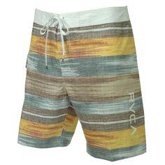 "#RVCA Mens Boardshorts Eecat Trunk 18"" Multi"
