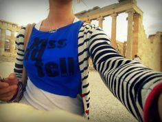 Acropolis selfie