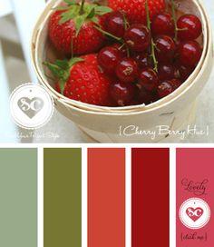059 Cherry Berry Hue by Asmalina © 2012 Sorbetcolour ™