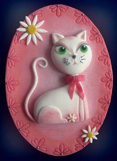 Cat Cake..... adorable