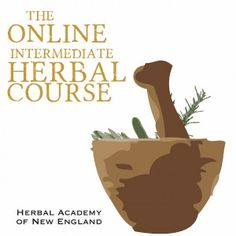 Learn Herbs As Food And As Medicine in the Online Herbal Course/ Academy of New England
