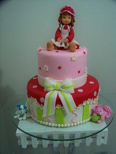 Strawberry Shortcake For Caroline's next birthday, maybe.