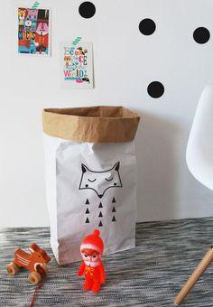 Funambulus sac rangement-fox