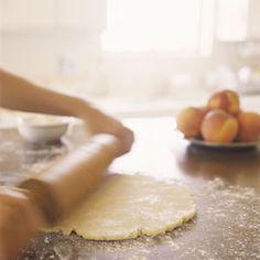 Rolling Pie Dough - Pastry Kitchen Trick - Delish.com