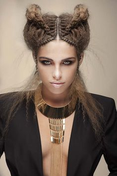 crazy hair styles - Toni & Guy by Amaro Carratala-pin it from carden-pin it by carden
