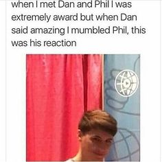 DAN YOU ARE TOO PRECIOUS FOR THIS WORLD