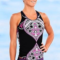 new swimsuit...  hopefully, it will be warm enough to hit the beach in SC in March.