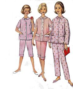 1960s Vintage Sewing Pattern Gidget by allthepreciousthings, $12.00