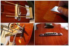 fabrication guitare