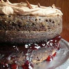 Another good share,  learn how this Black Magic Cake is made #food #recipe #halloween #thanksgiving #BlackMagicCake