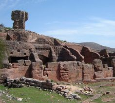 Enigmatic Stone City Tiermes Inhabited By A Lost Advanced Civilization That Mysteriously Disappeared - MessageToEagle.com