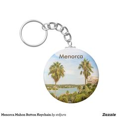 Shop Menorca Mahon Button Keychain created by stdjura. Menorca, Custom Buttons, Create Your Own, Cool Designs, Notes, Cool Stuff, Personalized Items, Prints, Report Cards