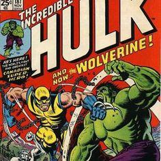 Hulk vs Wolverine !!  #wolverine #hulk #xmen #avengers #marvel #marvelcomics #comics #nerd #nerdy #nerdboy #geek #geeky #logan #popular #instagood #good #popular #new #story #oldschool