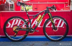 Bici de campeonato mundo XC