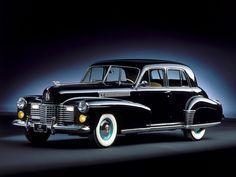 1941 Cadillac Fleetwood Sedan.