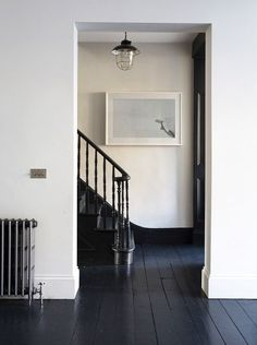 New dark wood floors paint stairs ideas can find Stairs and more on our website.New dark wood floors paint stairs ideas