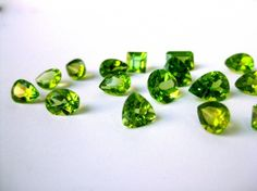 Great info about August birthstone Peridot