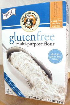 The following make-at-home brown rice flour blend works nearly as well; and it tastes better than a blend using regular brown rice flour.  Stir together the following gluten-free ingredients:  6 cups (32 ounces) stabilized brown rice flour 2 cups (10 3/4 ounces) potato starch 1 cup (4 ounces) tapioca starch (or tapioca flour; same thing)  Store airtight at room temperature.