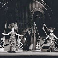 OperaQueen - Merman and Martin, Together on Broadway 1977.