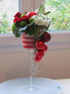 - Duo de l'Avent. - Art Floral bleuette010 - Skyrock.com