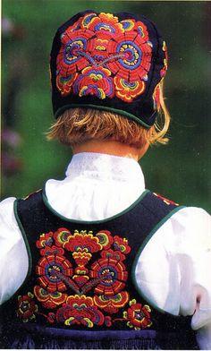 FolkCostume&Embroidery: Overview of Norwegian Costumes, part The eastern heartland Norwegian Clothing, Folk Clothing, Heartland, Countries Of The World, Norway, The Row, Scandinavian, Most Beautiful, Captain Hat